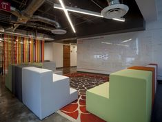 Gentera Innovation Lab Offices - Mexico City - Office Snapshots