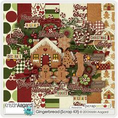 Christmas kits | ngocNTTD - Digital scrapbooking - album