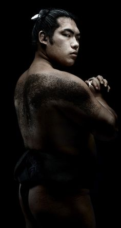 #Sumo #Wrestler by Denis Rouvre