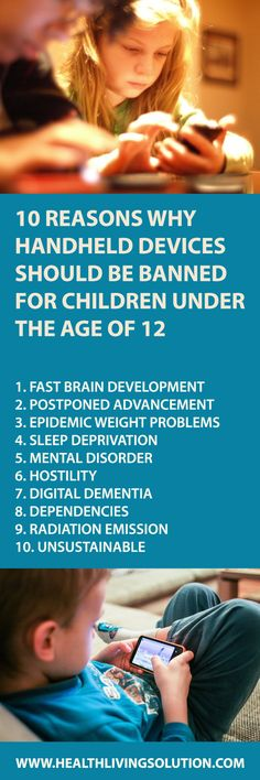 The American Academy of Pediatrics and the Canadian Society of Pediatrics state babies aged 0-2 years ought to not have any direct exposure to innovation, 3-5 years be limited to one hour each day, and 6-18 years limited to 2 hours daily (AAP 2001/13, CPS 2010). Kids and youth utilize 4-5 times the advised quantity …