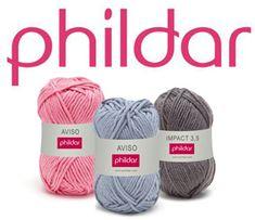Phildar breipatronen verzameling #knitting #patterns #breien