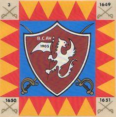 Batalhão de Cavalaria 1905 Guiné Ferrari Logo, Logos, Vehicles, Art, War, Art Background, Ferrari Sign, Logo, Kunst