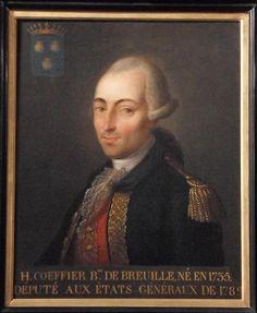 Henri Coëffier, Baron de Breuille (1735 - ? ).