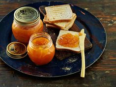 Preserves, Food And Drink, Pudding, Canning, Fruit, Desserts, Recipes, Flan, Postres