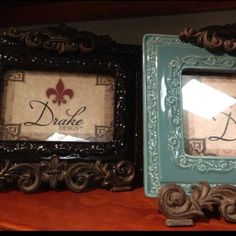 Drake frames now in stock at I'm Just Sayin Gifts at Broadway & Waterloo just n. of Oaktree in Edmond OK