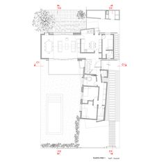 Image 28 of 43 from gallery of Lo Contador House / GNP Arquitectos. Plan