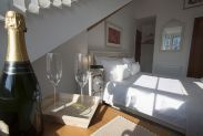 Alfred Wallis in St Ives. A luxury self catering holiday apartment at Tate Reach in St Ives, Cornwall from Carbis Bay Holidays.