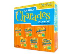 Family Charades.  Indoor Games for Kids | Everywhere