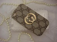 Coffee Gucci iPhone Case! My partner just purchased one and I'm lovin it <3