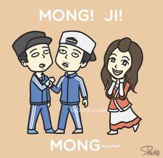 Mong~ Ji~ Mong~