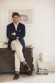 "Fashion News – March, 28, 2013: Meet Brunello Cucinelli: a ""fashion entrepreneur/philosopher-saint"""