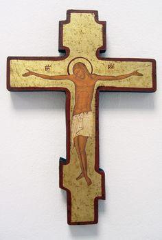 Ikonenkreuz 29 x 19 cm Griechenland 001