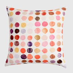 EDIT spots pillow