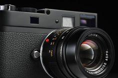 nueva #Leica M es una belleza