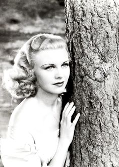 "Ginger Rogers in ""In Person"" (1935)"