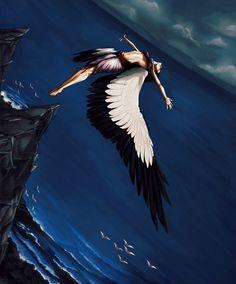 Leap of Faith by ApeironDiesirae.deviantart.com on @DeviantArt