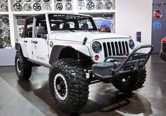 Jacked up  #jeepedin