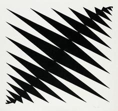 Hércules Barsotti - Serigrafia, 50x50 cm.