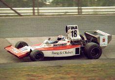 1974 Surtees TS16 - Ford (Derek Bell)