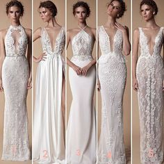 Beautiful gown by @berta which one is your favourite? Double tap and comment down below . . #uneekweddings #bridalgown #bridalstyle #weddingdress #weddingday #weddingfashion #weddingphoto #weddingphotographer #weddinginspiration #weddinginspo #bridal #bridetobe2018 #bridetobe #gowns #highfashion #gettingmarried #instawedding #instawed #whiteweddingdress #whitegown #weddinglook #long#weddingvibes #bridesmaiddress #ido