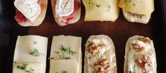 Broodje kaas op vier manieren uit de oven | Lekker Tafelen