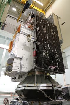 For the past three years, the Global Precipitation Measurement (GPM) Core Observatory has gone from components and assembly drawings to a fully functioning satellite at NASA's Goddard Space Flight Center in Greenbelt, Md. The satellite has now arrived in Japan, where it will lift off in early 2014.