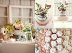 Tea party theme wedding ideas from Style Serendipity | Style Serendipity