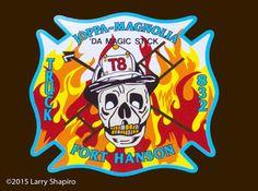 Joppa Magnolia Fire Dept. Truck 832