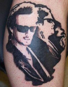 Boondock Bros tattoo