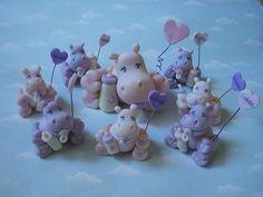porcelana fria paso paso hipopotamo - Google Search