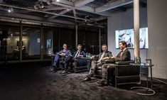 On Thursday, Aurel Bacs, Toby Bateman and Wei Koh joined director Paul Feig for an evening of fine watch discussion at Phillips' auction house in London. Mr Porter, Fine Watches, Friday, London, World, Celebrities, House, Style, Celebrity