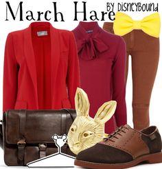 March Hare, Alice In Wonderland