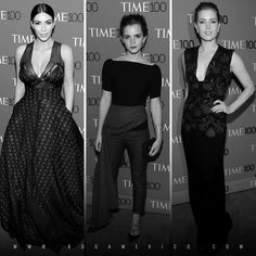 El glamour reina en la alfombra roja de la gala anual de Time 100. #bogamexico #moda #time100 #alfombraroja #gala #fashion #glamour #newyork #time #magazine #redcarpet #kimkardashian #emmawatson #karliekloss