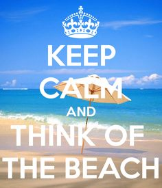 Keep Calm and Think of the Beach :: Outer Banks of North Carolina