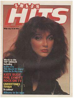 "21 Vintage Covers Of ""Smash Hits"" Magazine"