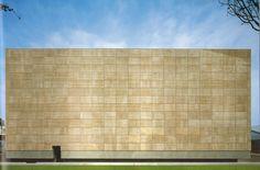 Francesco Venezia - Laboratorio prove materiali dello IUAV - Mestre - Archisquare • Architettura Design Blog