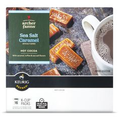 Archer Farms Sea Salt Caramel Hot Cocoa K-Cups 16 ct