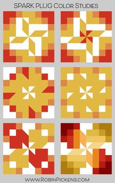 Orange Quilt, Stationery Companies, Circle Template, Barn Quilt Patterns, Fall Quilts, Half Square Triangles, Color Studies, Quilting Designs, Scrappy Quilts