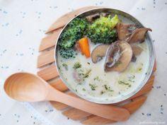 [豆漿蔬菜濃湯] - 無糖低脂,越喝越瘦食譜、作法 | Foodbowl Club的多多開伙食譜分享