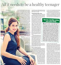 Our interview published by Hans India, Hyderabad