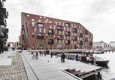 Новый жилой квартал в Копенгагене — HQROOM