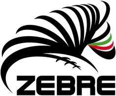 Zebre Primary Logo on Chris Creamer's Sports Logos Page - SportsLogos. A virtual museum of sports logos, uniforms and historical items. Rugby Club, Flag Football, History, Sports Logos, Guinness, Badges, Nerdy, Friends, Life