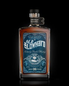 Orphan Barrel on Packaging of the World - Creative Package Design Gallery