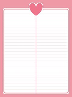 Bullet Journal And Diary, Bullet Journal Printables, Bullet Journal Ideas Pages, Printable Lined Paper, Memo Notepad, Note Memo, Doodle Art Journals, Notes Template, Journal Aesthetic