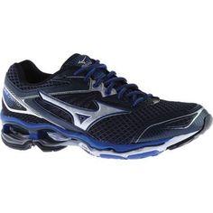 Men's Mizuno Wave Creation Running Shoe Dress Blue//Nautical Blue