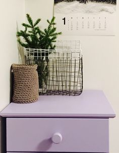 Ikea hack - Tarva dresser
