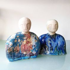 Swimmers, Figurative, Ireland, Christmas Bulbs, Ceramics, Holiday Decor, Instagram, Ceramica, Pottery