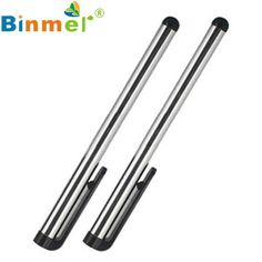 Factory price 2 PCS Stylus Touch Pen for iPad Air 2 3 4 for iPad mini 3 Retian for iPhone iPod Touch june08 Z34 High Quality