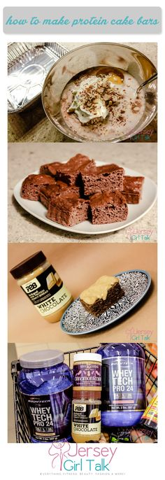 Chocolate Mint Protein Cake Recipe with White Chocolate Peanut Butter Frosting