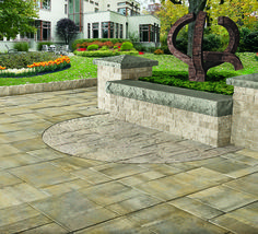 With Cambridge, any design is possible! The Cambridge Sherwood Collection Ledgestone offers classic large shapes in beautiful colors.